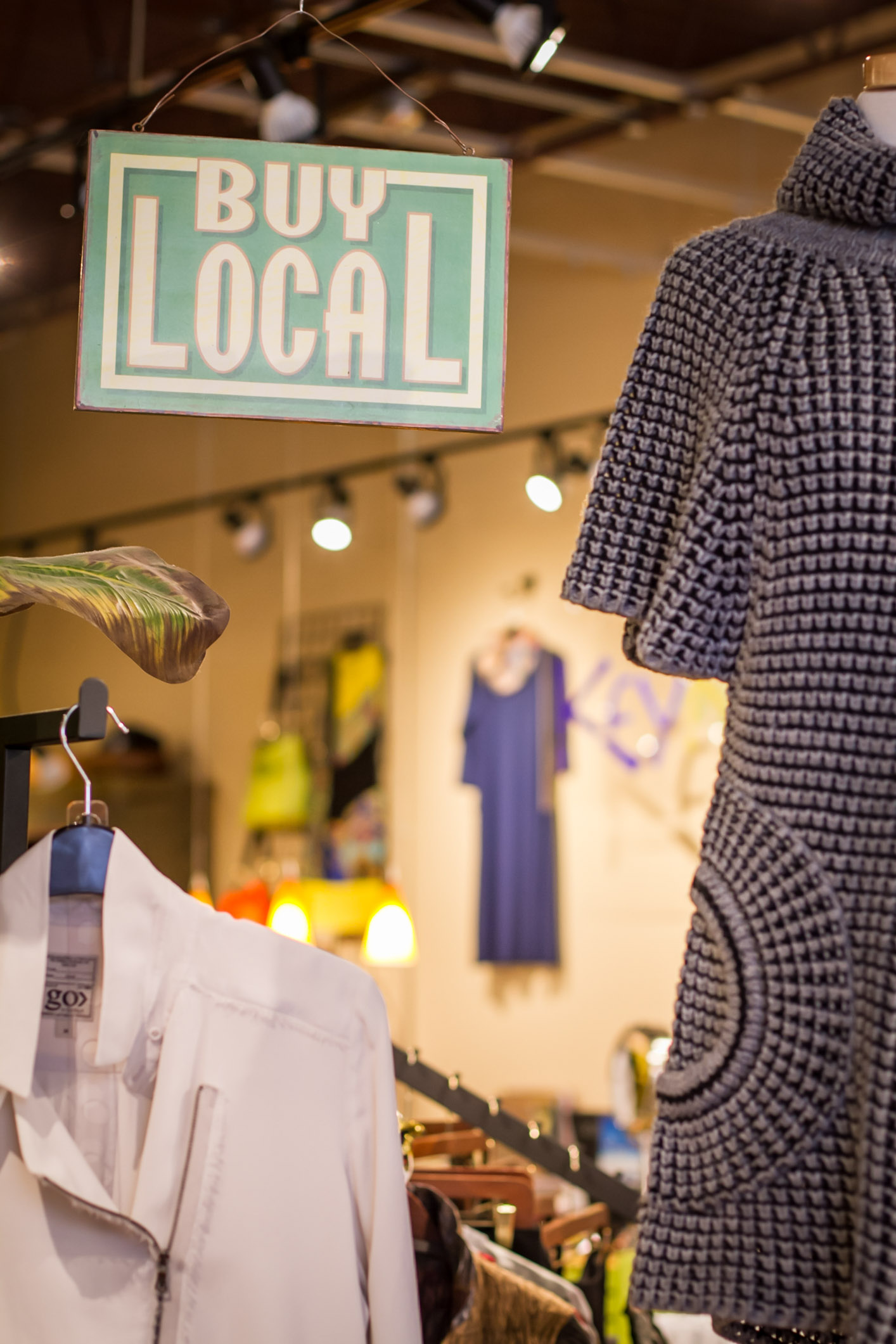 Buy local. Fair Trade and sustainable women's clothing. Minneapolis